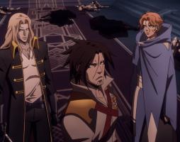 7 новых кадров четвертого сезона Castlevania