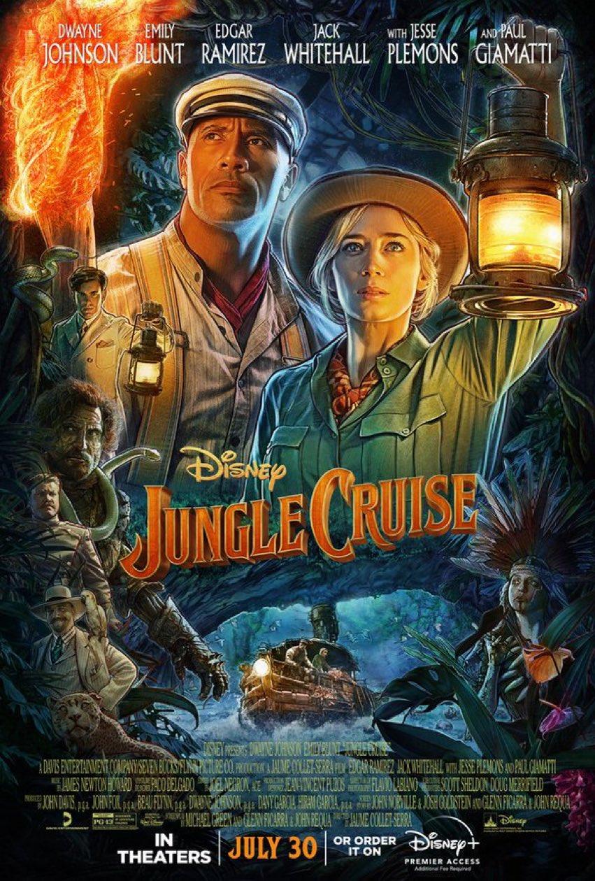 «Не хочешь вернуться?» — новый трейлер «Круизапо джунглям»
