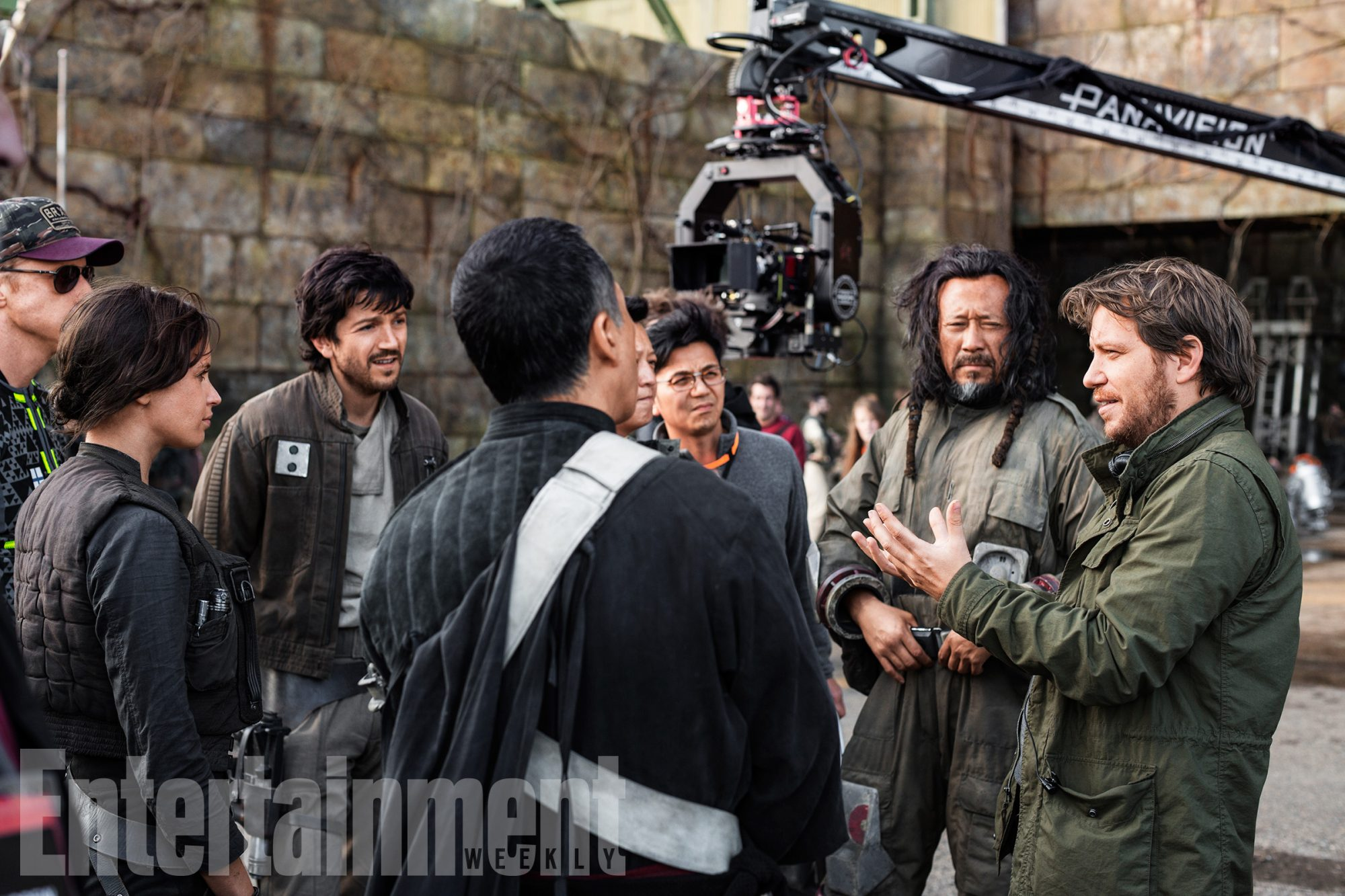 Ди Каприо, Аль Пачино и Морган Фримен: кто изактёров мог сыграть в«Звёздных войнах»? 4