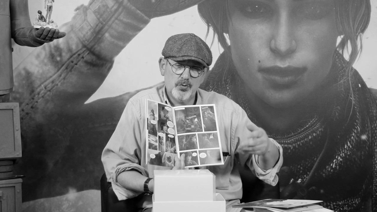 Умер художник, гейм-дизайнер и создатель Syberia Бенуа Сокаль