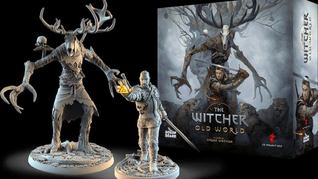 GaGa Games локализует The Witcher: Old World — настольную игру вовселенной «Ведьмака»