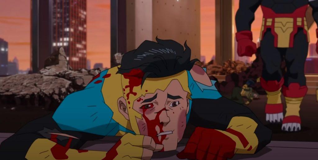 «Неуязвимый» — идеальный супергеройский сериал от создателя «Ходячих мертвецов» 5