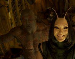 Джеймс Ганн предлагал Marvel снять фильм о Драксе и Мантис