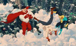 «Неуязвимый» — идеальный супергеройский сериал от создателя «Ходячих мертвецов»