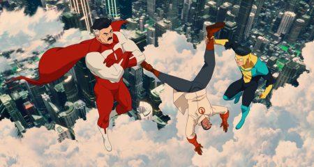 «Неуязвимый» — идеальный супергеройский сериал от создателя «Ходячих мертвецов» 4