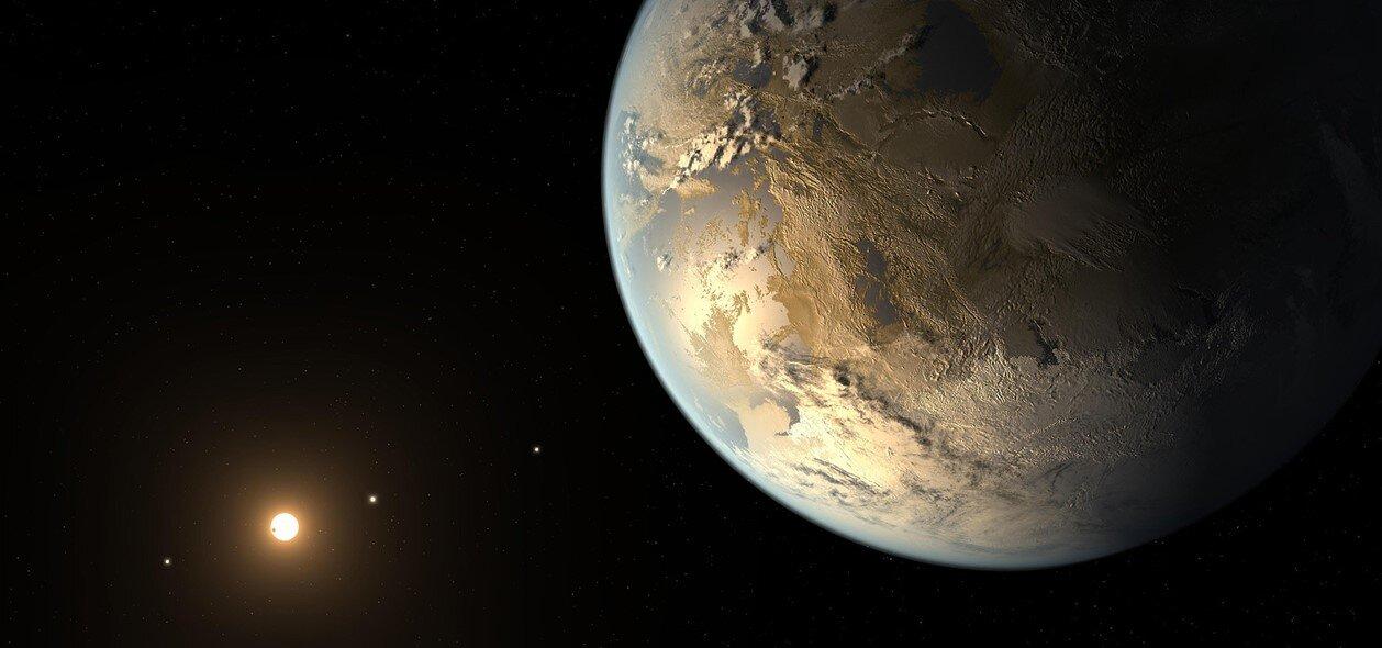 Новая модель поможет обнаружить углеродный цикл наэкзопланетах