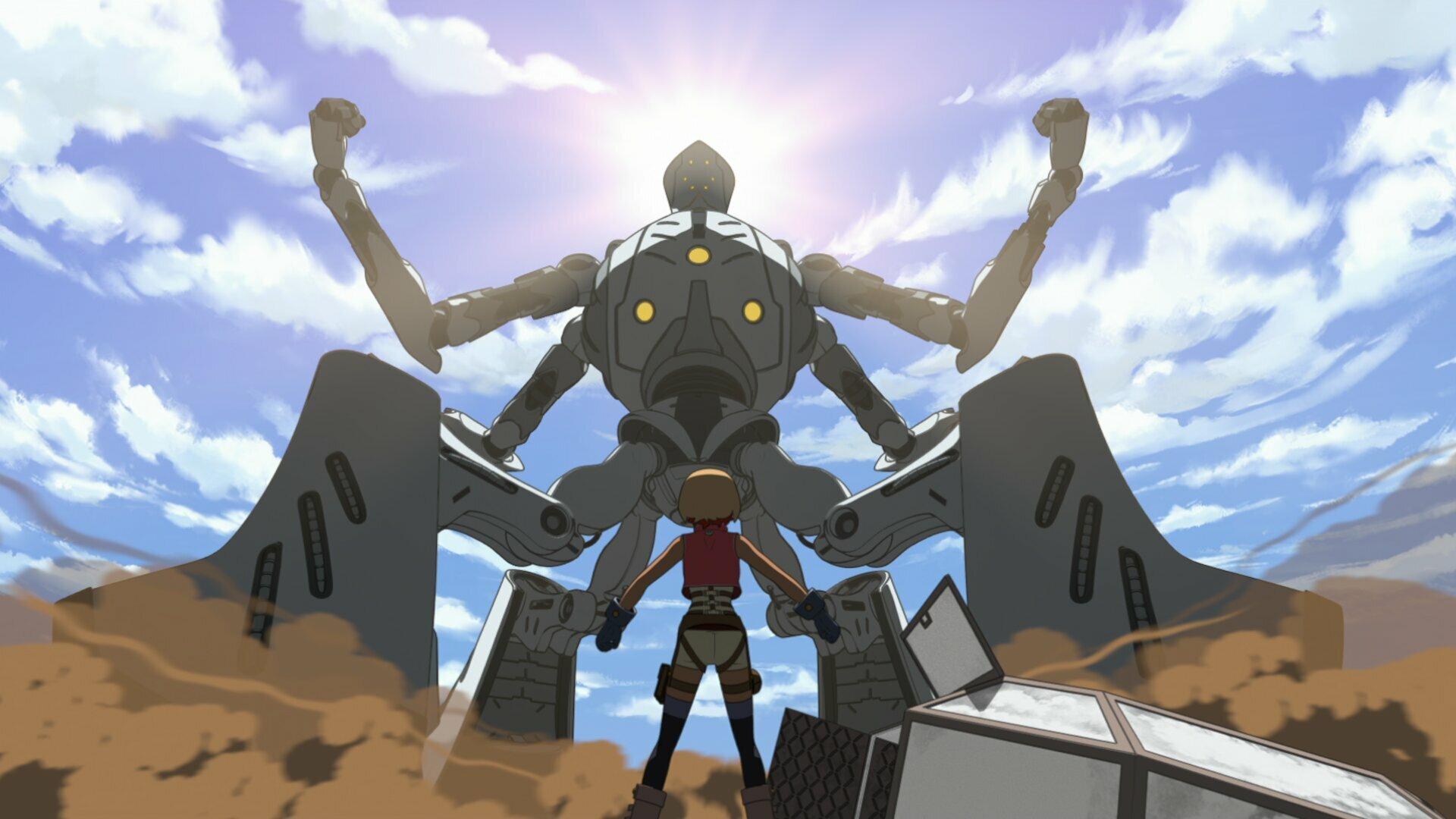 Сериал «Эдем»: скучный рай прекрасных аниматоров 2