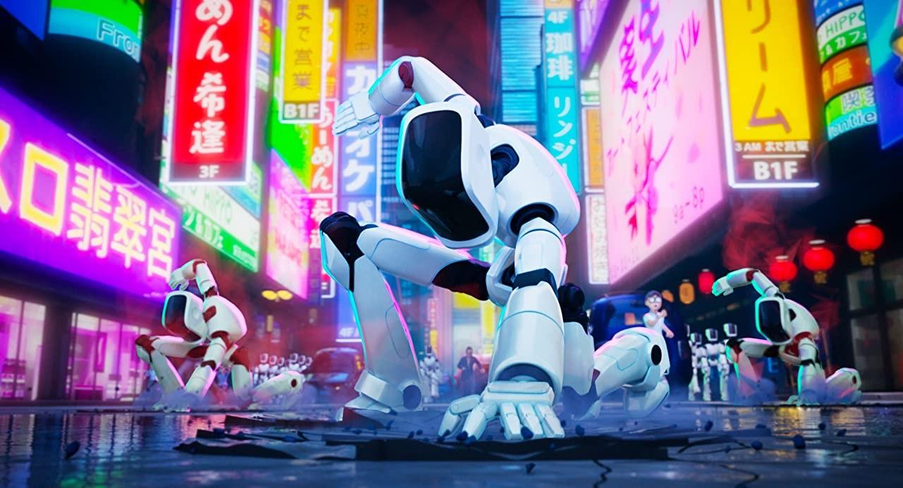 «Митчеллы против машин»: почему стоит посмотреть робоапокалипсис длявсей семьи 3