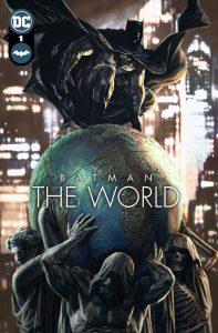 DC представила сборник Batman: The World савторами совсего мира —втом числе и изРоссии 2