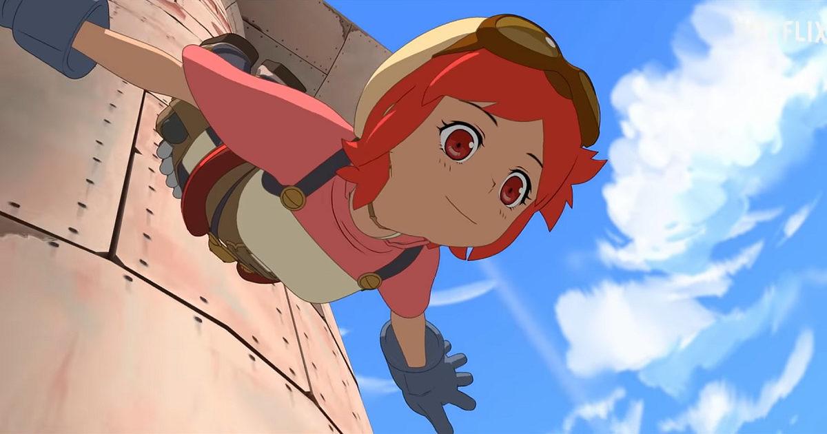 Сериал «Эдем»: скучный рай прекрасных аниматоров 3