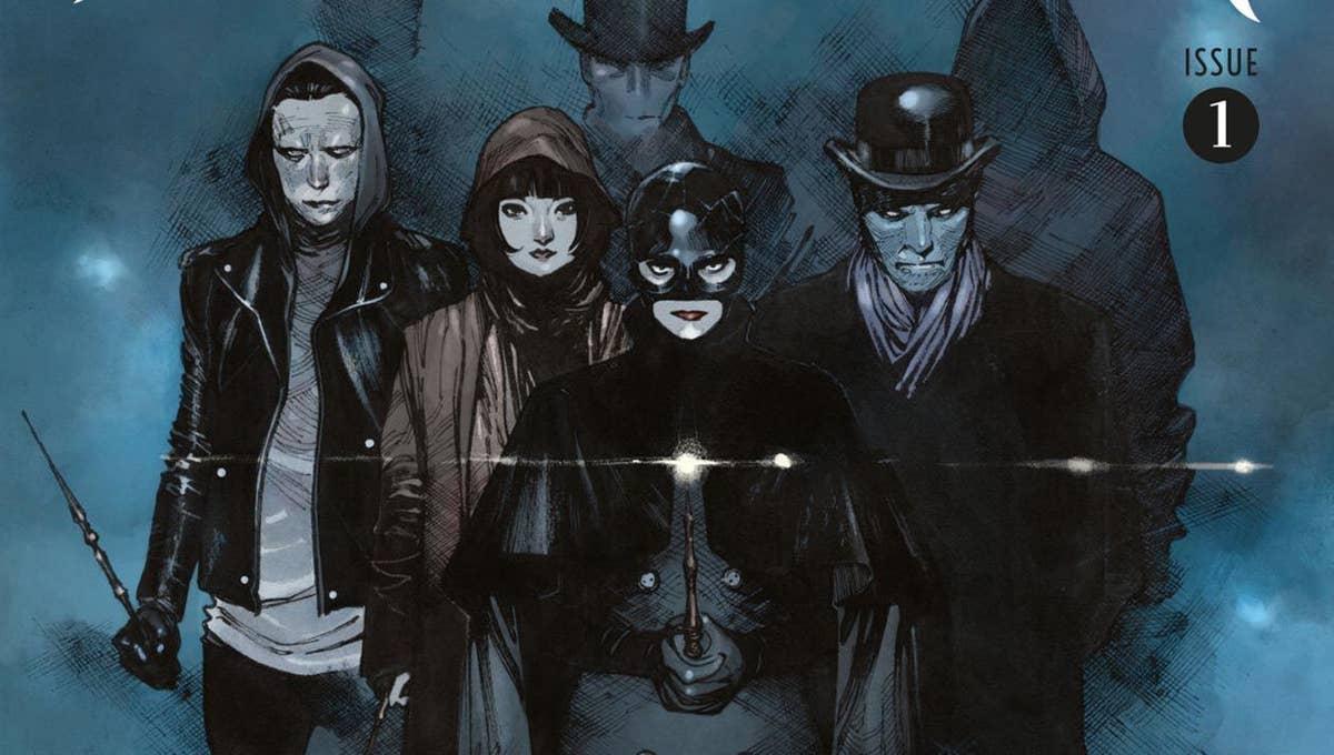 Netflix работает над адаптацией комикса «Волшебный порядок» Марка Миллара