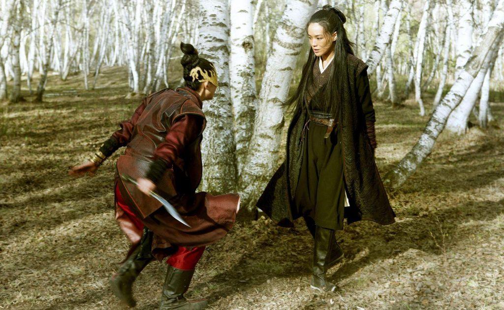 10 фильмов в жанре уся. Что посмотреть перед выходом «Шан-Чи и легенда десяти колец» 12