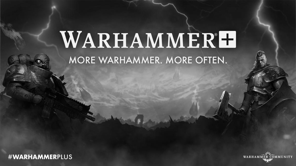 Games Workshop анонсировала запуск онлайн-кинотеатра Warhammer+ в июле и некоторые сериалы для него