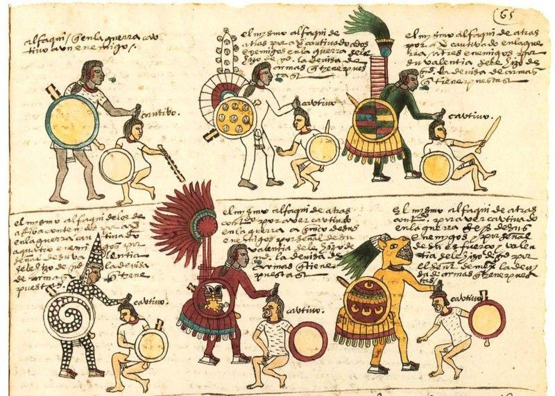 Ацтеки: мифология, государство и хрустальные черепа 8