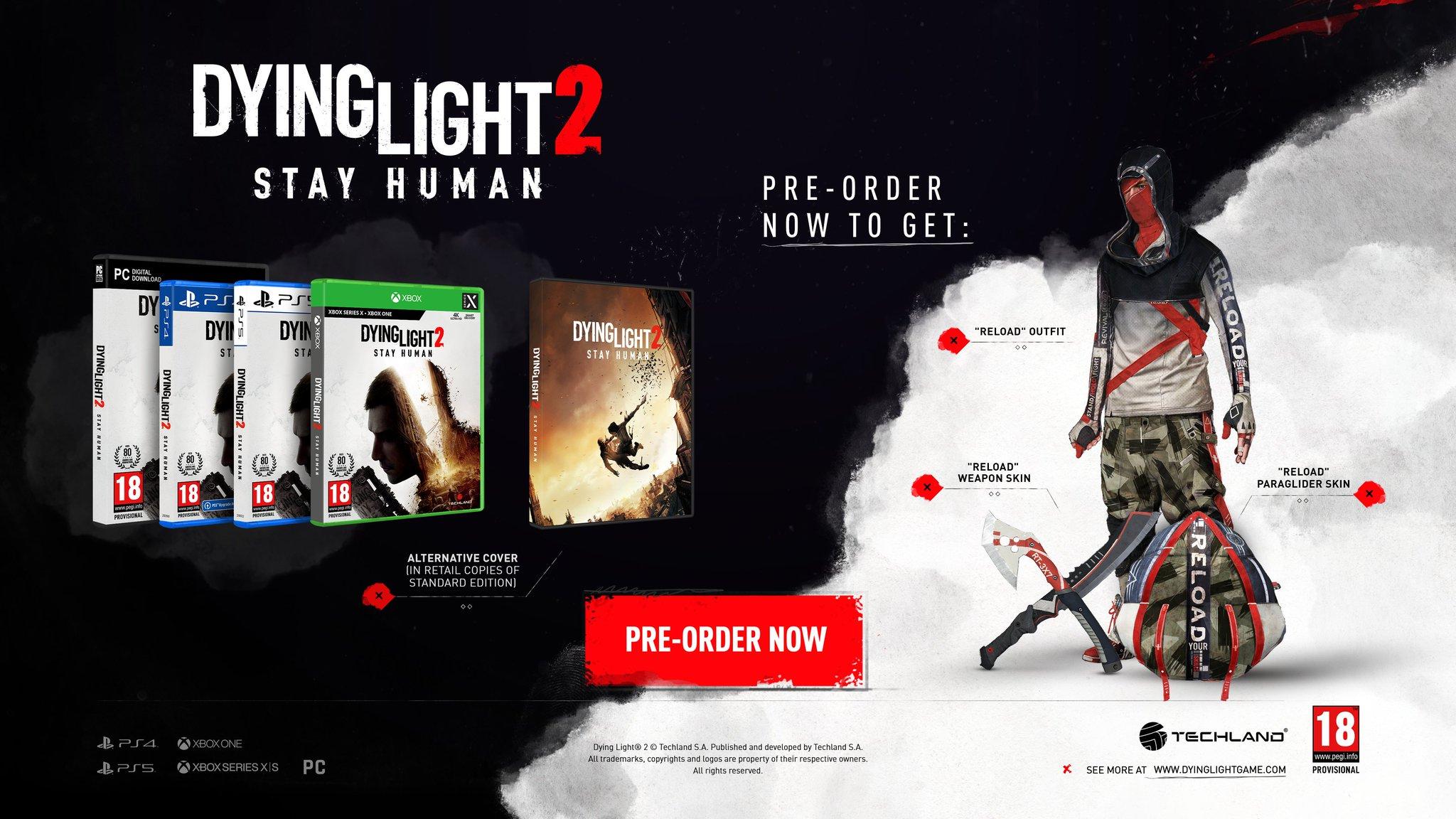 7 минут геймплея, свежие детали и дата релиза Dying Light 2: Stay Human 1