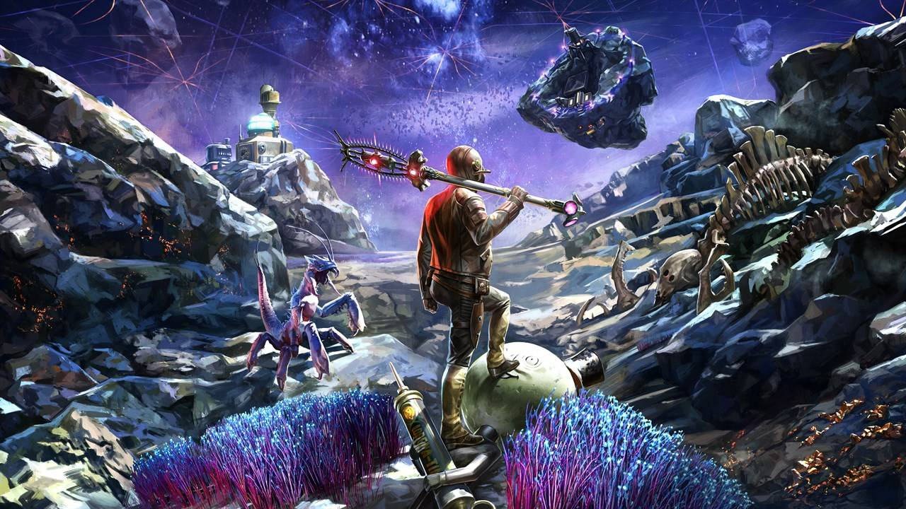 Утечка: на E3 покажут The Outer Worlds 2 и Hellblade 2