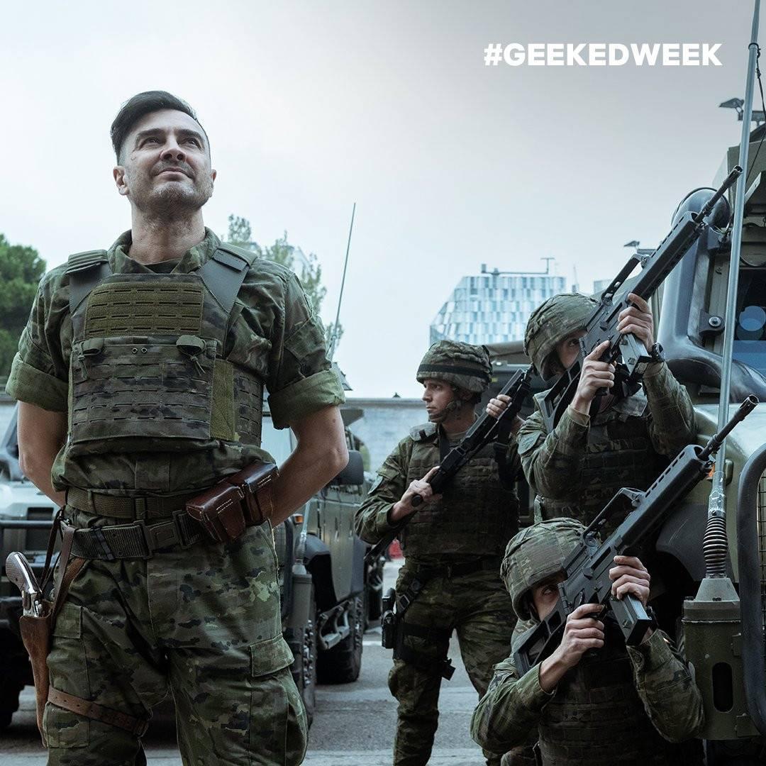Смотрим второй день Geeked Week от Netflix 2