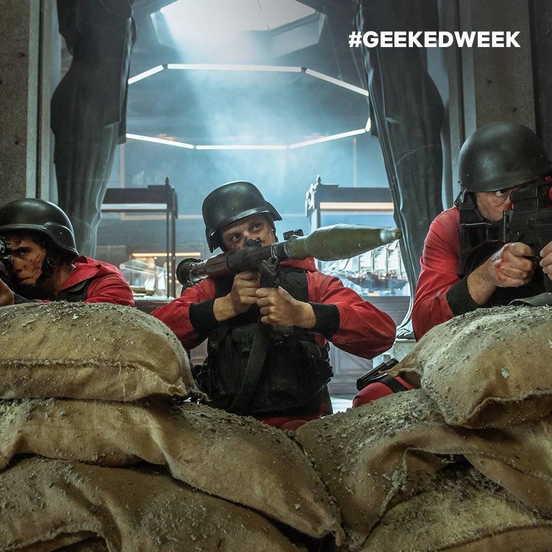 Смотрим второй день Geeked Week от Netflix 3