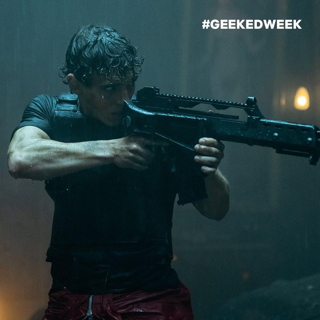 Смотрим второй день Geeked Week от Netflix 4