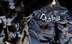 10 интересных комиксов весны 2021: фантастика, фэнтези, мистика