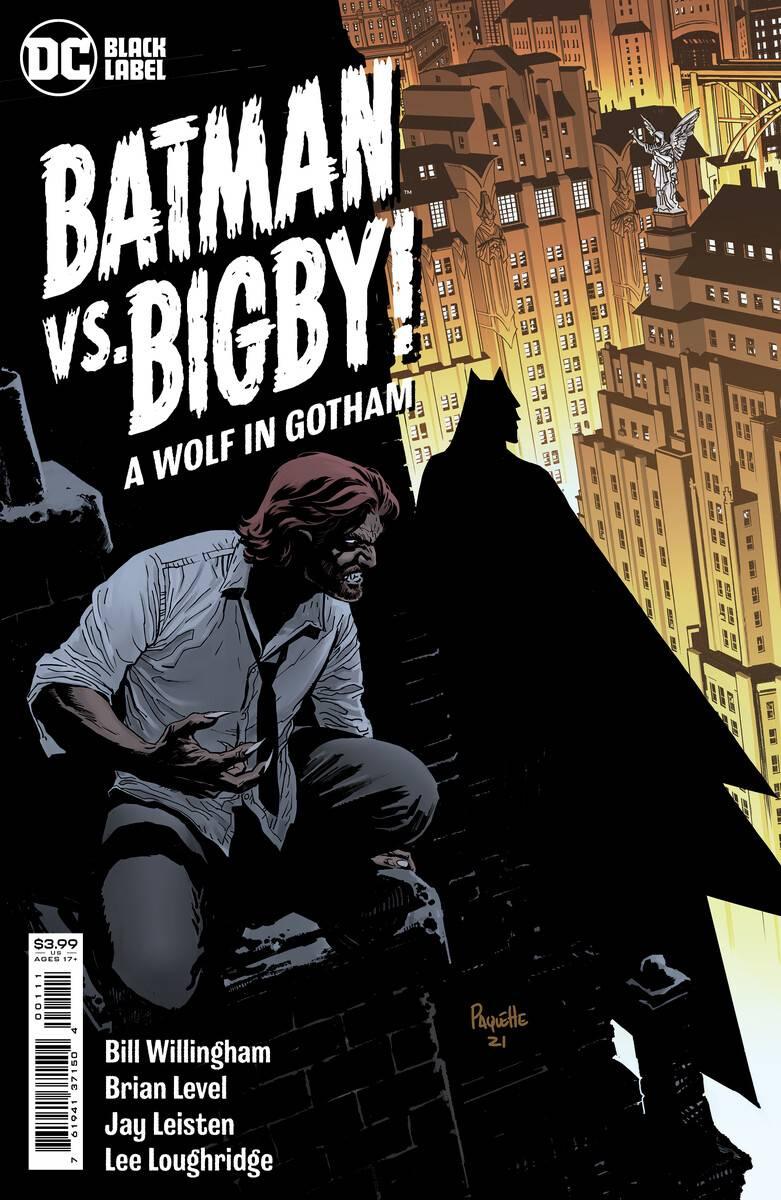 Комикс Fables возвращается! DC анонсировала спин-офф сБэтменом и арку на12 выпусков 1