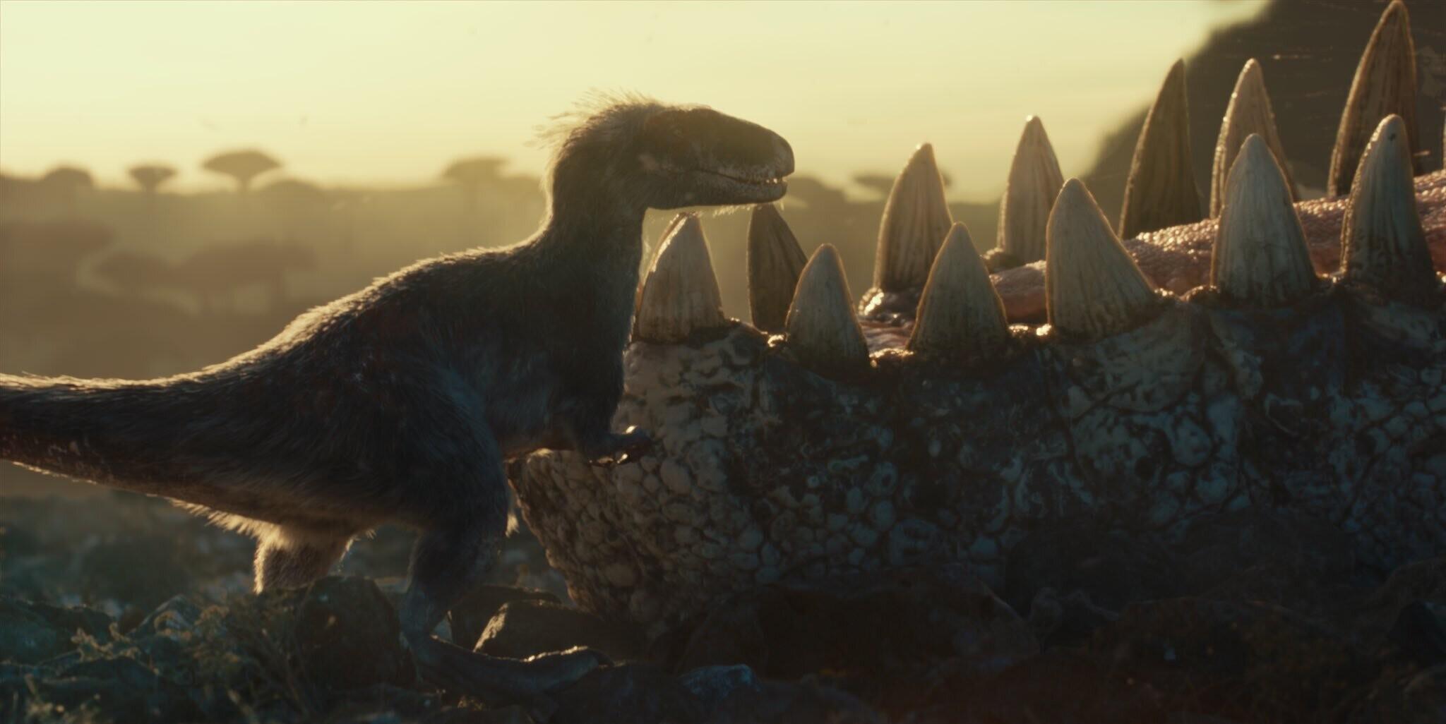 Перед IMAX-сеансами «Форсажа 9» будут показывать пролог «Мира юрского периода 3»