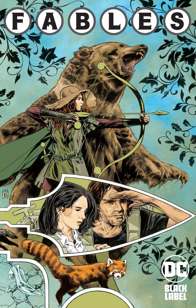 Комикс Fables возвращается! DC анонсировала спин-офф сБэтменом и арку на12 выпусков 2