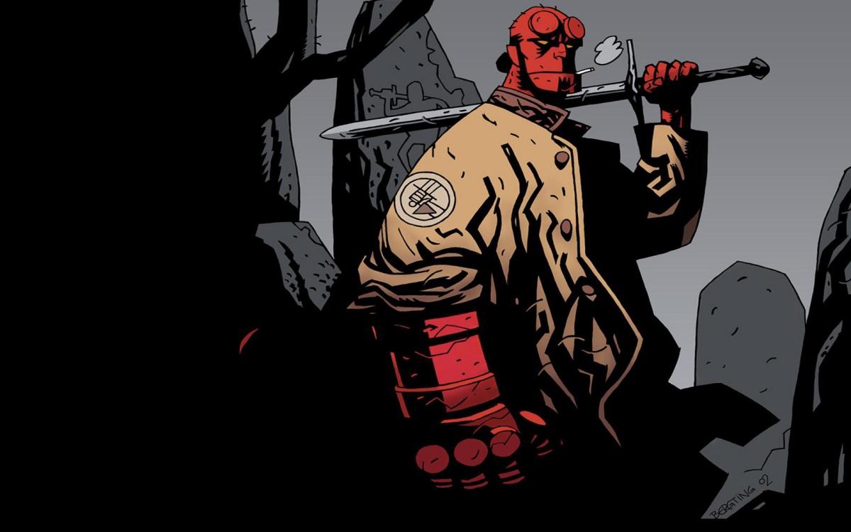 Комикс-издательство Dark Horse открыло игровое подразделение