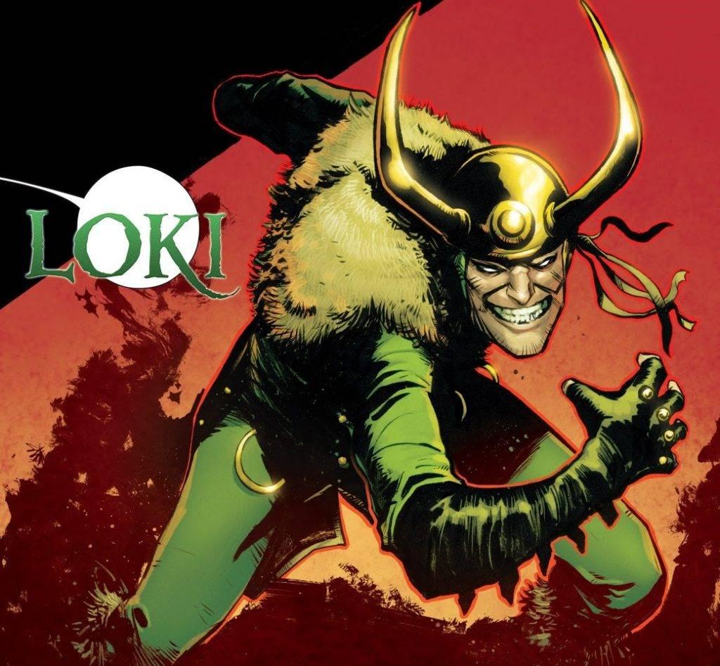Локи из Marvel: как менялся бог обмана в комиксах 8