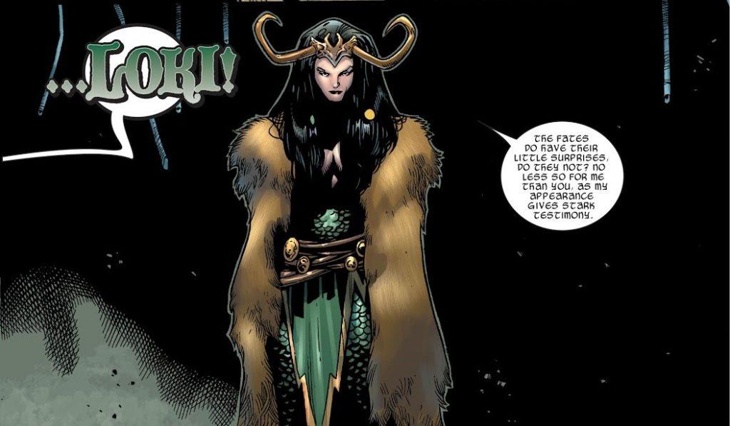 Локи из Marvel: как менялся бог обмана в комиксах 1