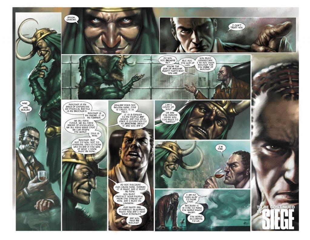 Локи из Marvel: как менялся бог обмана в комиксах 2