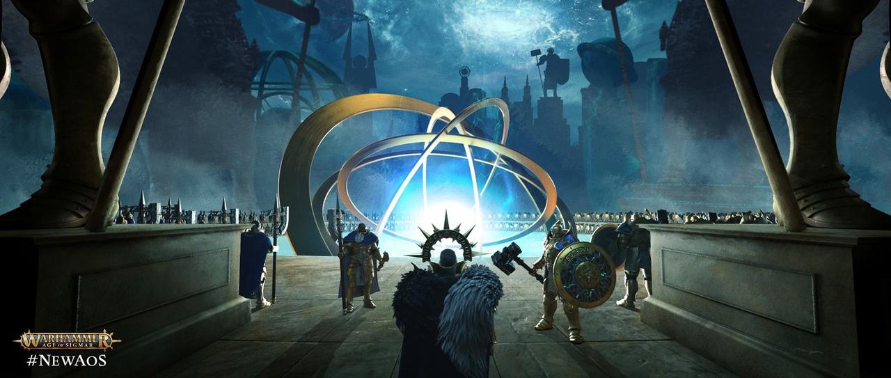 Короткометражка: синематик новой редакции Warhammer Age of Sigmar