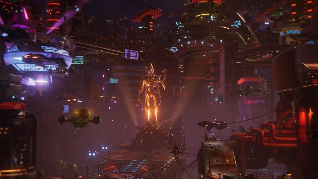 Обзор «Ratchet & Clank: Сквозь миры». Зверьки, доставляющие радость 1