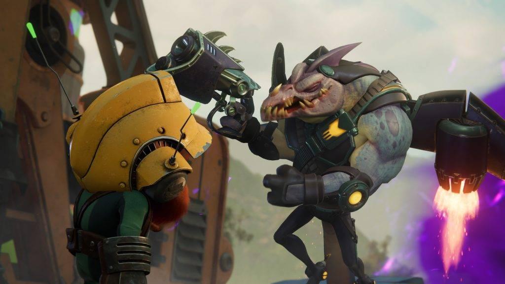 Обзор «Ratchet & Clank: Сквозь миры». Зверьки, доставляющие радость 2