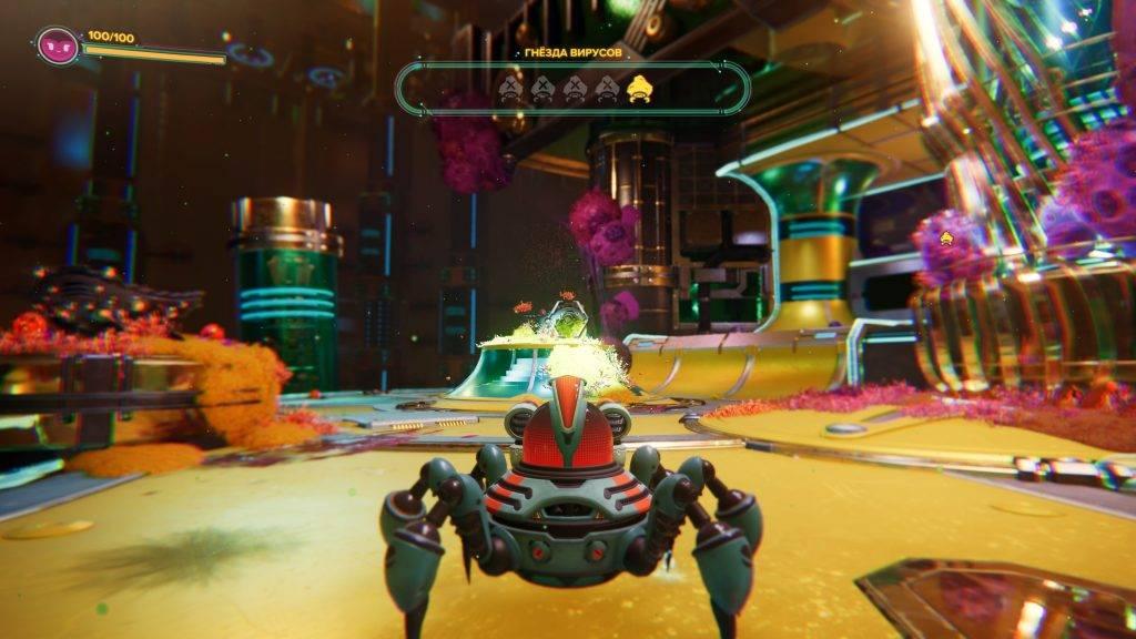 Обзор «Ratchet & Clank: Сквозь миры». Зверьки, доставляющие радость 3