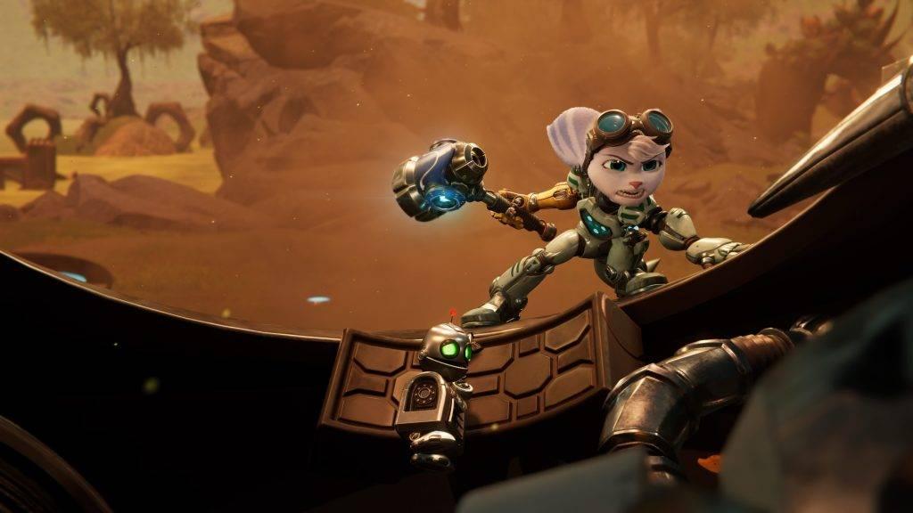 Обзор «Ratchet & Clank: Сквозь миры». Зверьки, доставляющие радость 9