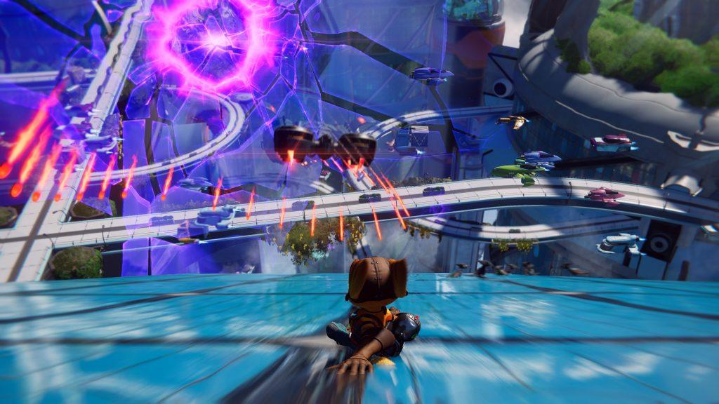 Обзор «Ratchet & Clank: Сквозь миры». Зверьки, доставляющие радость 7