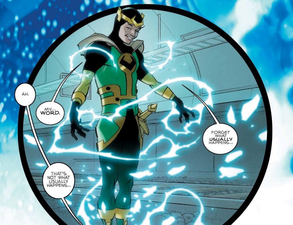 Локи из Marvel: как менялся бог обмана в комиксах 3