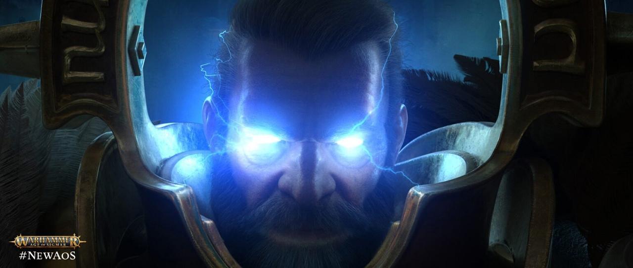Короткометражка: синематик новой редакции Warhammer Age of Sigmar 1