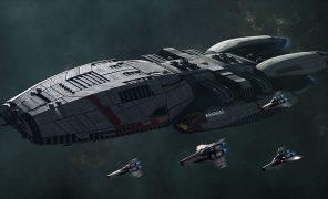 Звёздный крейсер «Галактика»: две такие разные фантастические вселенные