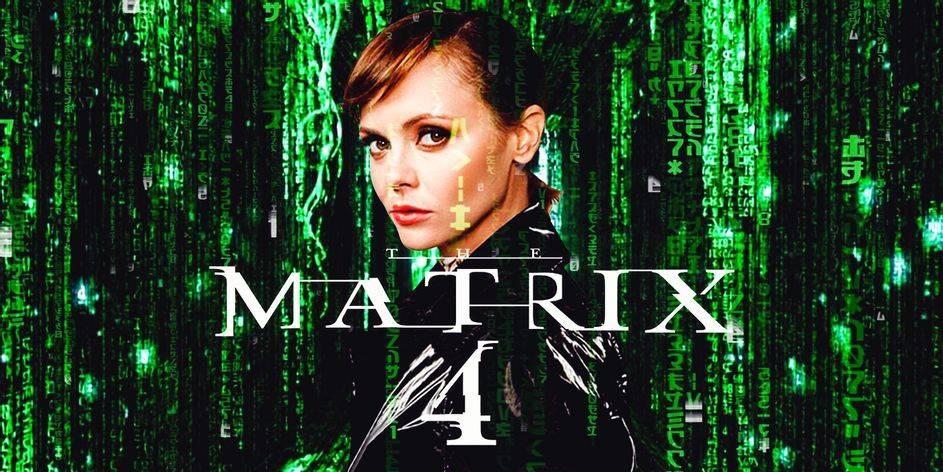 Кристина Риччи присоединилась к касту четвертой «Матрицы»