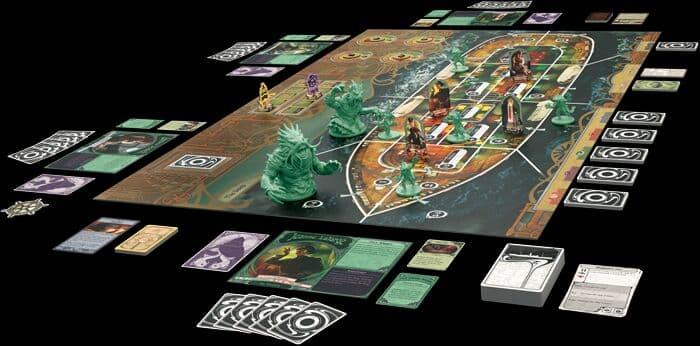FFG анонсировала настольную игру Unfathomable — переосмысление Battlestar Galactica всеттинге мифов Ктулху