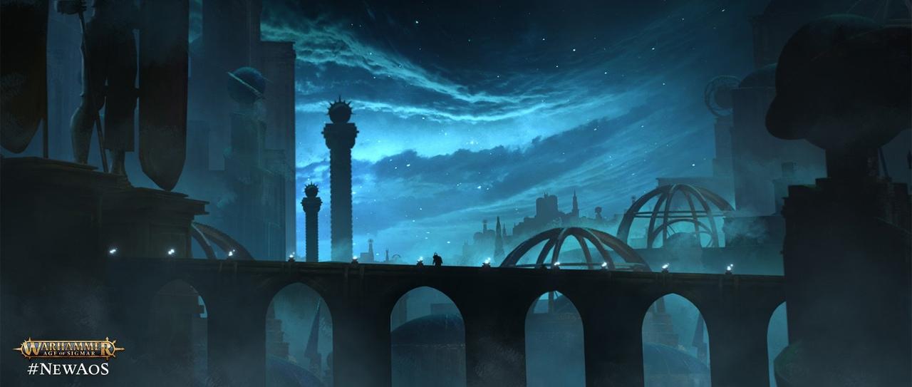 Короткометражка: синематик новой редакции Warhammer Age of Sigmar 3
