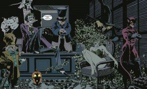 «Долгий Хэллоуин» — комикс, вдохновивший Нолана
