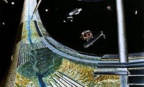 Космические станции, орбитальные города: смелые проекты из прошлого и будущего