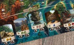 «Руины острова Арнак»: настольная игра оприключениях археологов