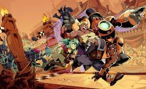 Раздача: Speed Brawl, Tharsis, Titan Quest и Jagged Alliance