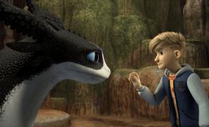 Действие спин-оффа «Как приручить дракона» развернётся в современном мире
