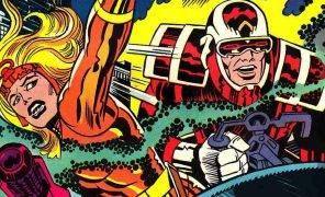 «Вечные» в комиксах: что нужно знать о героях нового фильма Marvel